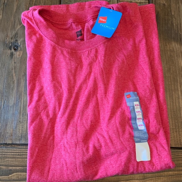 Hanes Other - Hanes Premium T-shirt